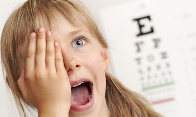 Pediatric vision